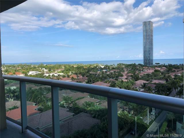19390 Collins Ave #1124, Sunny Isles Beach, FL 33160 (MLS #A10769913) :: Green Realty Properties