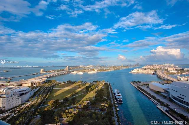 900 Biscayne Blvd #3103, Miami, FL 33132 (MLS #A10769919) :: ONE Sotheby's International Realty