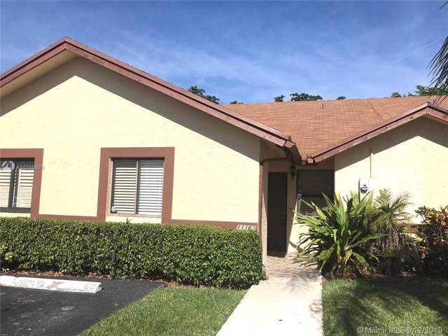 11163 NW 38th Pl #11163, Sunrise, FL 33351 (MLS #A10769976) :: Castelli Real Estate Services