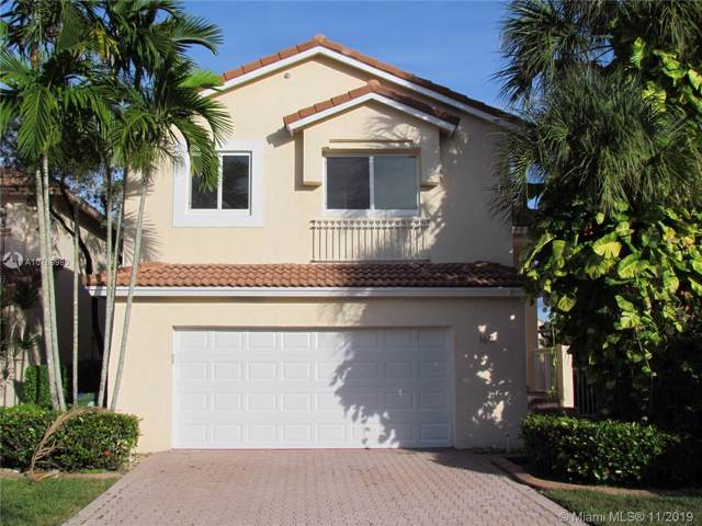 1611 SW 158th Ave, Pembroke Pines, FL 33027 (MLS #A10769980) :: Castelli Real Estate Services