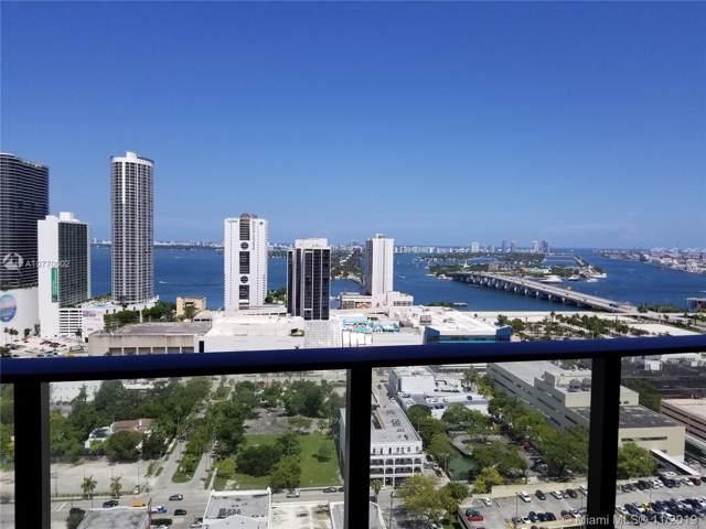 1600 NE 1st Ave #2804, Miami, FL 33132 (MLS #A10770002) :: Green Realty Properties