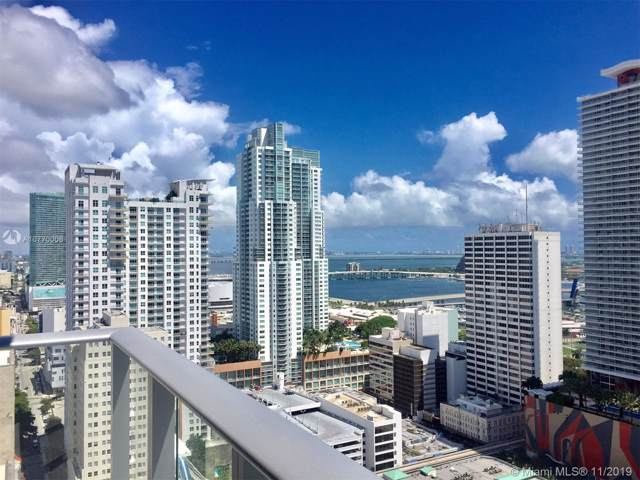 151 SE 1st St #2902, Miami, FL 33131 (MLS #A10770008) :: Berkshire Hathaway HomeServices EWM Realty