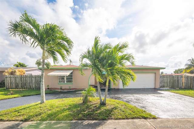 9370 NW 24th St, Sunrise, FL 33322 (MLS #A10770112) :: RE/MAX Presidential Real Estate Group