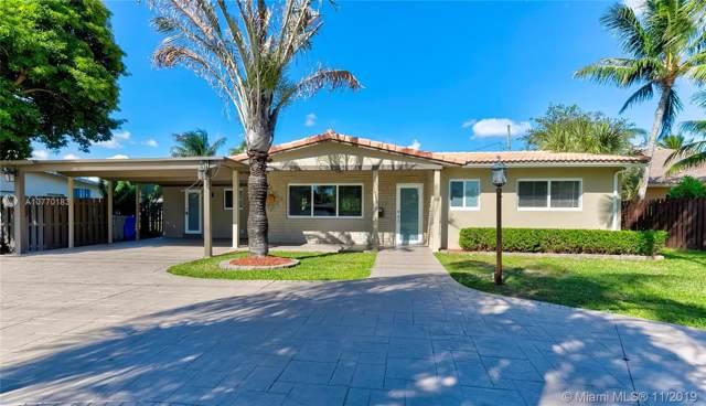 2675 NE 8th St, Pompano Beach, FL 33062 (MLS #A10770183) :: The Howland Group