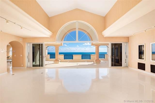 7795 Fisher Island Dr #7795, Miami Beach, FL 33109 (MLS #A10770224) :: Grove Properties