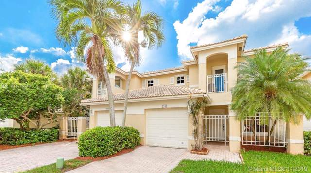 2280 NW 171st Ter, Pembroke Pines, FL 33028 (MLS #A10770249) :: United Realty Group