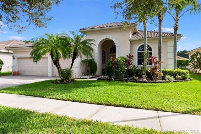 6086 SW 191st Ave, Pembroke Pines, FL 33332 (MLS #A10770300) :: Albert Garcia Team