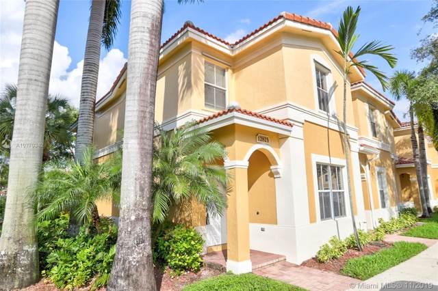 12825 SW 30th #107, Miramar, FL 33027 (MLS #A10770342) :: Berkshire Hathaway HomeServices EWM Realty