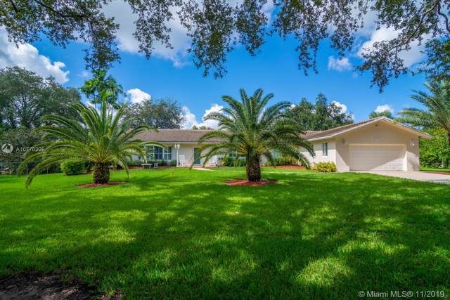 4901 SW 163rd Ave, Southwest Ranches, FL 33331 (#A10770395) :: Real Estate Authority