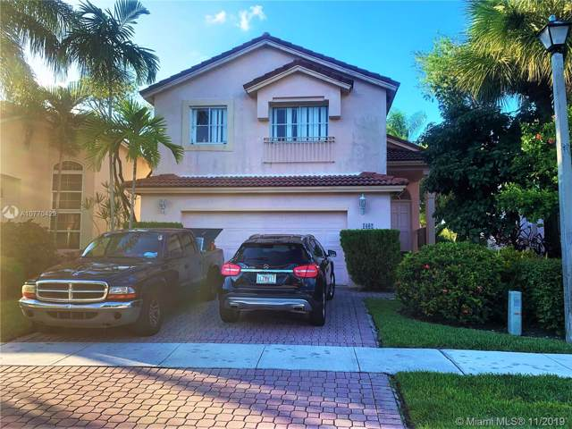 1602 SW 159th Ave, Pembroke Pines, FL 33027 (MLS #A10770429) :: Castelli Real Estate Services