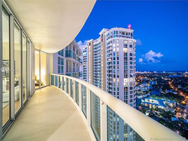 347 N New River Dr E #3101, Fort Lauderdale, FL 33301 (MLS #A10770448) :: Green Realty Properties
