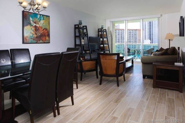 19370 Collins Ave #717, Sunny Isles Beach, FL 33160 (MLS #A10770460) :: Green Realty Properties