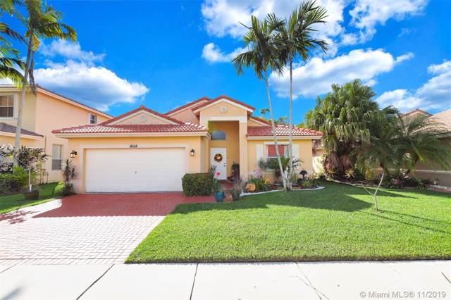 18688 SW 16th St, Pembroke Pines, FL 33029 (MLS #A10770564) :: Berkshire Hathaway HomeServices EWM Realty