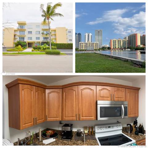 3944 NE 167th St #202, North Miami Beach, FL 33160 (MLS #A10770642) :: The Teri Arbogast Team at Keller Williams Partners SW