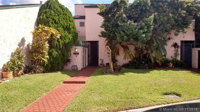 9179 Fontainebleau Blvd #2, Miami, FL 33172 (MLS #A10770685) :: Prestige Realty Group
