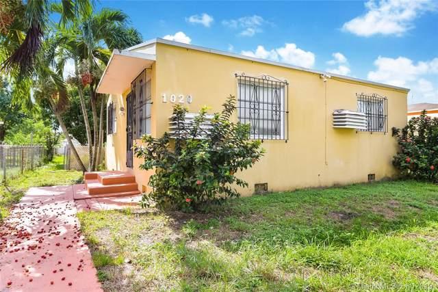 1020 Superior St, Opa-Locka, FL 33054 (MLS #A10770689) :: Miami Villa Group