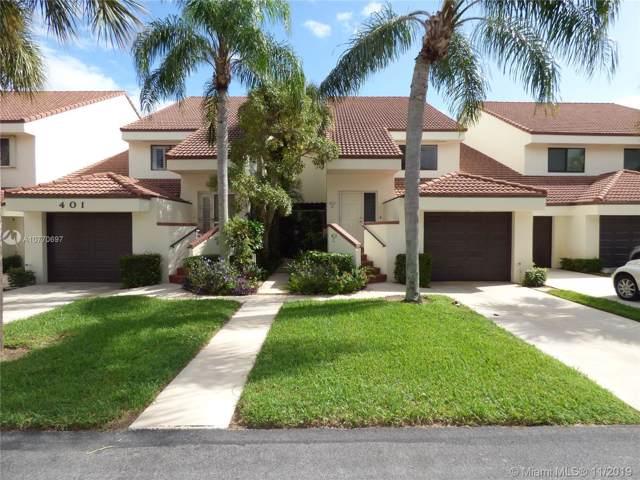 401 Sea Oats Dr C, Juno Beach, FL 33408 (MLS #A10770697) :: Green Realty Properties