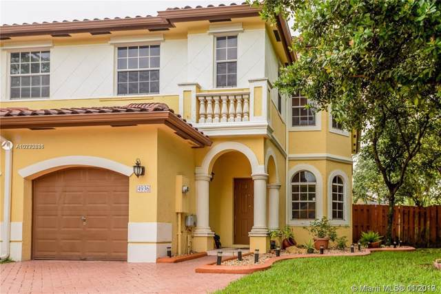 4936 SW 136th Ave #4936, Miramar, FL 33027 (MLS #A10770831) :: United Realty Group