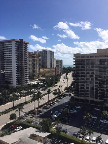 1985 S Ocean Dr 11J, Hallandale, FL 33009 (MLS #A10770992) :: RE/MAX Presidential Real Estate Group