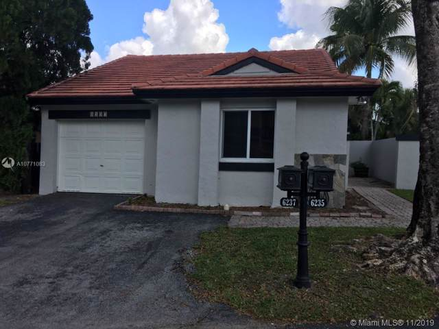 6237 NW 176th Ter, Hialeah, FL 33015 (MLS #A10771083) :: Lucido Global