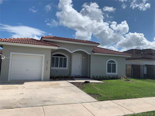 27105 SW 133rd Ct, Homestead, FL 33032 (MLS #A10771103) :: United Realty Group