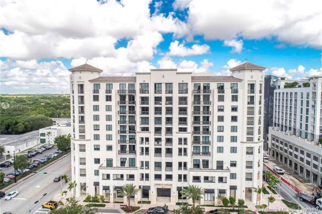 301 Altara Ave #431, Coral Gables, FL 33146 (MLS #A10771160) :: Berkshire Hathaway HomeServices EWM Realty