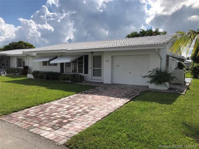 8408 NW 59th Pl, Tamarac, FL 33321 (MLS #A10771167) :: Castelli Real Estate Services