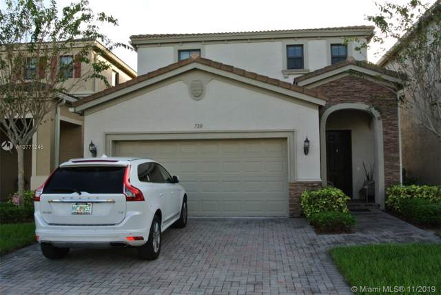 720 NE 193rd St, Miami, FL 33179 (MLS #A10771245) :: RE/MAX Presidential Real Estate Group