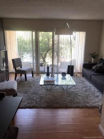 9355 Fontainebleau Blvd C208, Miami, FL 33172 (MLS #A10771253) :: Lucido Global