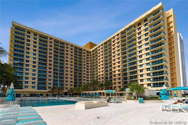 2501 S Ocean Dr #539, Hollywood, FL 33019 (MLS #A10771359) :: Green Realty Properties