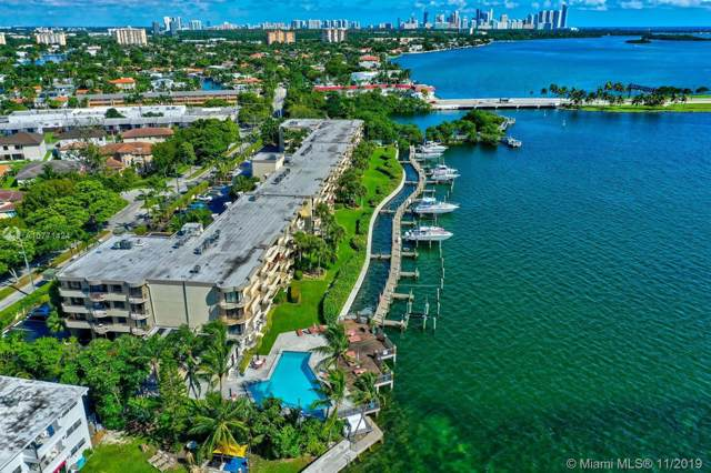 12000 N Bayshore Dr #301, North Miami, FL 33181 (MLS #A10771424) :: The Teri Arbogast Team at Keller Williams Partners SW