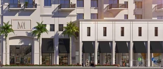 301 Altara Ave Cu14, Coral Gables, FL 33146 (MLS #A10771426) :: The Adrian Foley Group