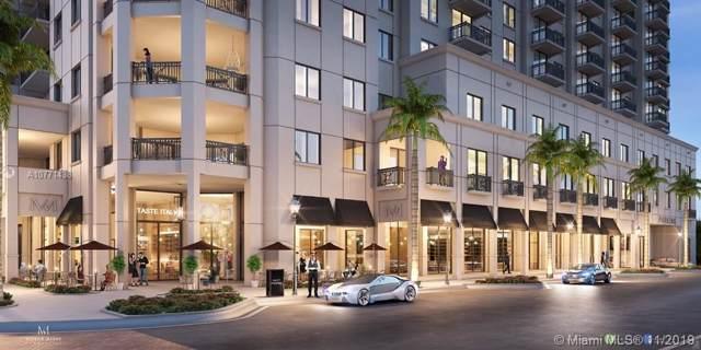 301 Altara Ave Cu12, Coral Gables, FL 33146 (MLS #A10771438) :: The Adrian Foley Group