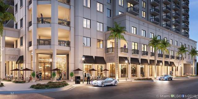 301 Altara Ave Cu11, Coral Gables, FL 33146 (MLS #A10771442) :: The Adrian Foley Group