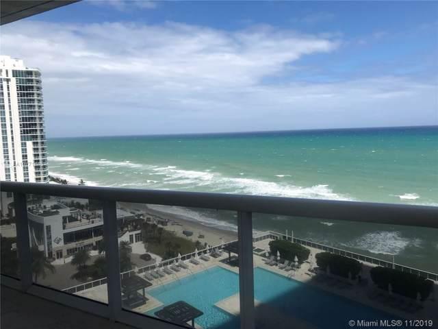 1800 S Ocean Dr #1504, Hallandale, FL 33009 (MLS #A10771445) :: The Rose Harris Group