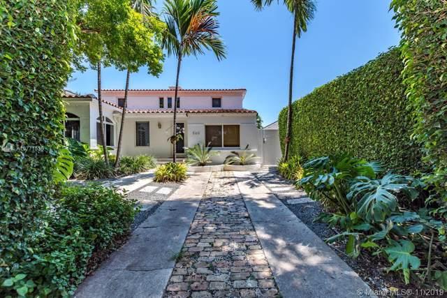 560 W 49th St, Miami Beach, FL 33140 (MLS #A10771535) :: Green Realty Properties