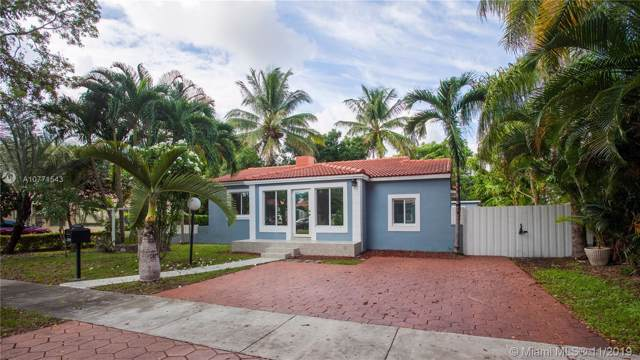 9426 NW 2nd Pl, Miami Shores, FL 33150 (MLS #A10771543) :: The Jack Coden Group