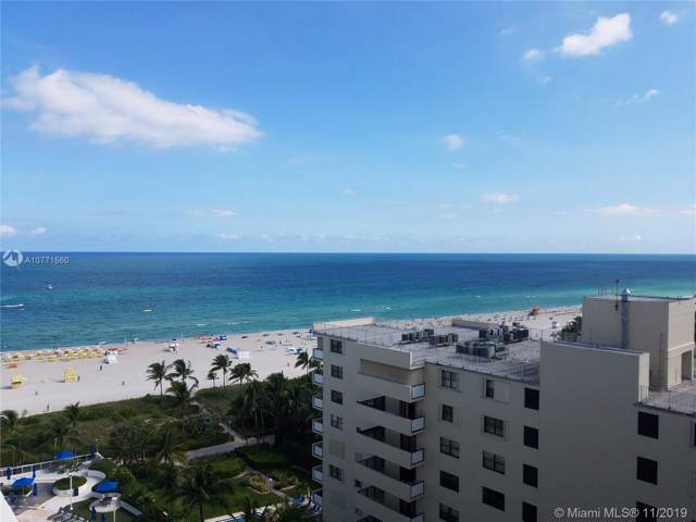100 Lincoln Rd #1428, Miami Beach, FL 33139 (MLS #A10771560) :: Green Realty Properties