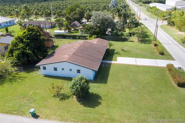 19600 SW 320th St, Homestead, FL 33030 (MLS #A10771607) :: Miami Villa Group