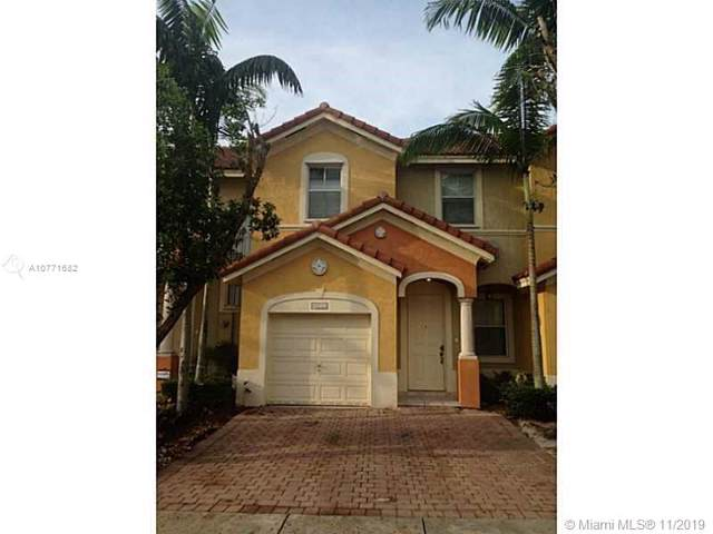 16613 SW 78th Ter #16613, Miami, FL 33193 (MLS #A10771682) :: RE/MAX Presidential Real Estate Group