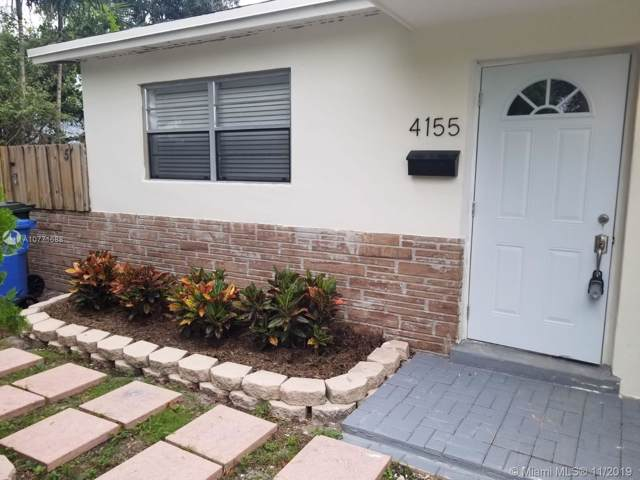 4155 NW 12th Ter, Oakland Park, FL 33309 (MLS #A10771688) :: United Realty Group