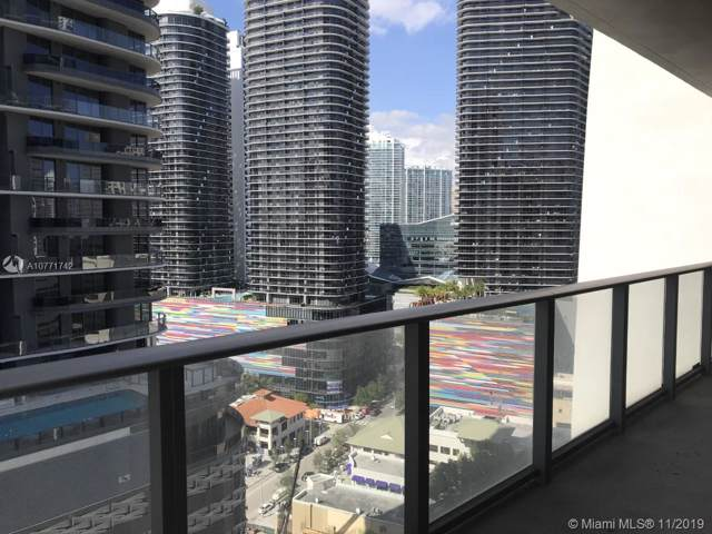 1010 Brickell Ave #2207, Miami, FL 33131 (MLS #A10771742) :: The Teri Arbogast Team at Keller Williams Partners SW