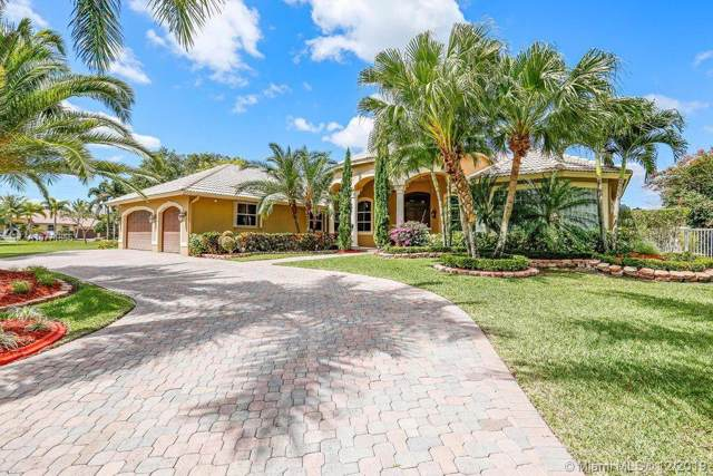 1841 SW 131st Ter, Davie, FL 33325 (MLS #A10771856) :: The Teri Arbogast Team at Keller Williams Partners SW