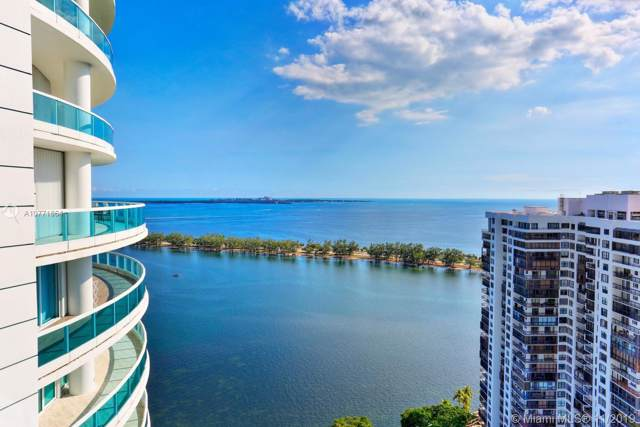 2127 Brickell Ave #3405, Miami, FL 33129 (MLS #A10771864) :: The Jack Coden Group