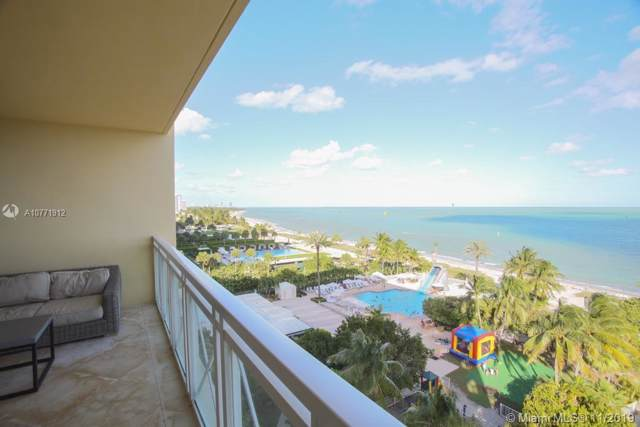 430 SE Grand Bay Dr #701, Key Biscayne, FL 33149 (MLS #A10771912) :: Green Realty Properties