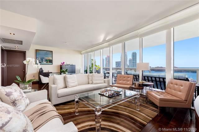400 Alton Rd #1506, Miami Beach, FL 33139 (MLS #A10772001) :: Castelli Real Estate Services