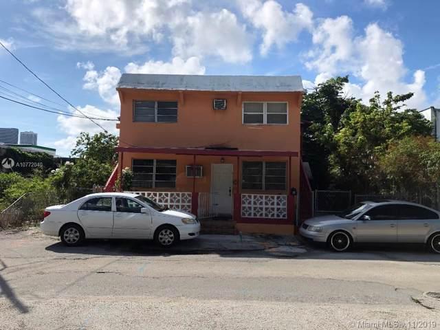 28 NE 28th St, Miami, FL 33137 (MLS #A10772040) :: The Jack Coden Group