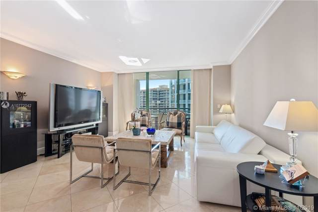 3400 SW 27th Ave #1104, Miami, FL 33133 (MLS #A10772042) :: The Riley Smith Group