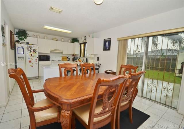 3830 NW 203rd St, Miami Gardens, FL 33055 (MLS #A10772043) :: Berkshire Hathaway HomeServices EWM Realty