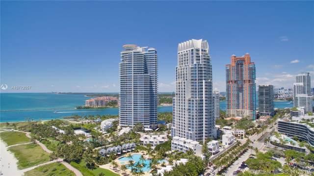 100 S Pointe Dr #901, Miami Beach, FL 33139 (MLS #A10772057) :: Castelli Real Estate Services